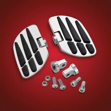 """Show Chrome Accessories 21-911 7/16"""" Vantage passenger floorboards for Harley"""