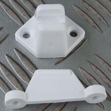 DOOR or LOCKER RETAINER VENETA WHITE CARAVAN CAMPER MOTORHOME BOAT