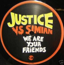 JUSTICE VS SIMIAN -WE ARE YOUR FRIENDS (NEVER BE ALONE)