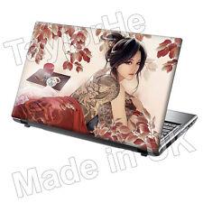 """15,6 """"taylorhe Laptop De Piel De Vinilo Sticker Decal cubierta de protección 1009"""