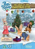 Peter Rabbit - The Tale of The Christmas Star [DVD][Region 2]