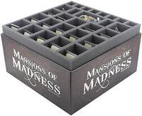 Feldherr Schaumstoff-Set für die Villen des Wahnsinns 2. Edition Brettspielbox