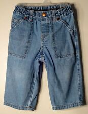 babyGAP Size 12-18 Months Boys Pull-On Blue Jeans