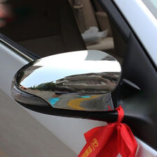 Chrome Side Door Wing Mirrors Protector Caps Covers For Toyota Corolla 2013-2018