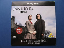 BBC / DAILY MAIL /JANE AUSTEN /JANE EYRE / PART 2 ONLY/ BRITISH CLASSICS/ROMANCE