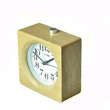 Handmade Wooden Desk, Mantel & Carriage Clocks