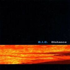 Distance by R.I.C. (MP5  Mille Plateaux) LIKE NEW IMPORT Electronic Martin Damme