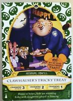 Disney's Sorcerers of the Magic Kingdom Party Card #09 (09/P) Clawhauser's Treat