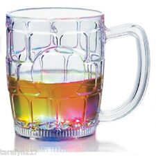 NEW MUG HUGE 20 FL OZ MUG COLOR CHANGING MUG ACTIVATES COLORS WITH LIQUID IN BOX