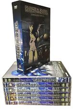6 Dvd GHOST IN THE SHELL STAND ALONE COMPLEX completa + collector's box 2005