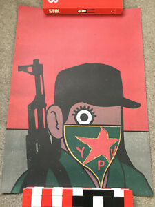 Paul Insect YPJ A2 Litho Limited Poster Print /500