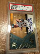 2005 SP Collection SPX Huston Street 43 Signature AUTO Autograph PSA 10 Gem Mint
