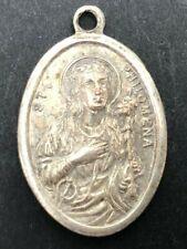 Religious Medal St. Philomena Patron of of Infants Babies Youth Catholic Pendant