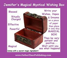 Jennifer's Magical Wishing Box Attracts Extreme Good Luck, Love, Money, Success