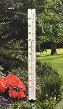 ARNDT Groß-Thermometer Gartenthermometer GIGANT Metall 115 cm