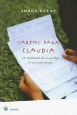 Cartas Para Claudia Libro de Bolsillo Spanish Edition Paperback de Jorge Bucay