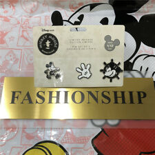 Mickey Mouse Memories Pin set January steamboat willie Disney store authentic