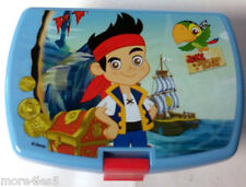 Disney Jake And The Neverland Pirates Lunch Box For School Meals Brand New