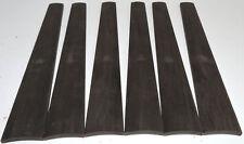 Six 4/4 Violin Gabon Ebony Fingerboards Violins Violas AAA Quality Shipped Free