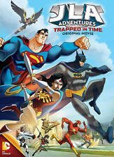 JLA Adventures: Trapped in Time (DVD, 2014) NEW