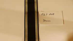 1m9,80 Ordensband Bayern Pfalzmedaille 30mm 0,5meter D137
