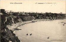 CPA  Cote d'Émeraude - Cancale - La Broustiére  (584586)