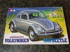Tamiya 1/24 Modèle 1966 Volkswagen 1300 Coccinelle Classis voiture très bon état