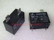 2pcs SFK-112DM SFK-112 20A 250VAC DIP-4 SANYOU Relay