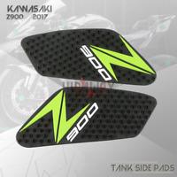 Tankschutz Kniepads Tank Pads Seite Aufkleber Schutz Für Kawasaki Z900 17 18