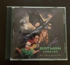 Batman Forever - Motion Picture Soundtrack CD