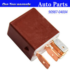 5 Pins Relay 90987-04004 For Toyota Lexus Scion Prius Rav4 12V 156700-0860