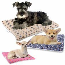 Pet Bed Cushion Mat Pad Dog Cat Kennel Crate Cozy Soft X-Large Sleeping Bed Pads