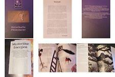 Menschen,Mythen-Mysterien Buch von 1992-Rätselhafte Phänomene-Bildband