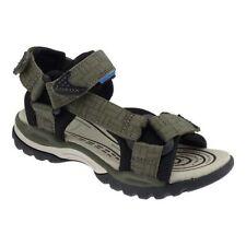 Scarpe sandali neri marca Geox per bambini dai 2 ai 16 anni