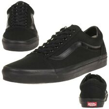 7fc80e3003f VANS Canvas Old Skool - Black UK 8 EU 42 Js38 56