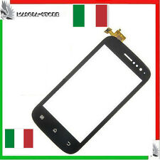 TOUCHSCREEN + VETRO Per NGM Wemove Miracle Touch screen Schermo per Display