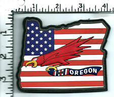 USAF patch - 123rd Fighter Squadron - Oregon Air National Guard