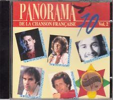 CD ALBUM VARIETE FRANCAISE  DASSIN FUGAIN LENORMAN CHAMFORT CAPDEVIELLE