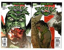 Skrull: Kill Krew #1-5 (2009) Marvel VF/NM to NM-