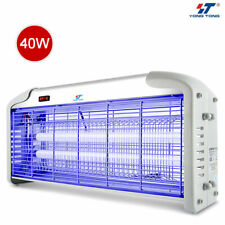 Fly Bug Insect Zapper 110V 40W UV Indoor Electric Mosquito Killer Lamp Control