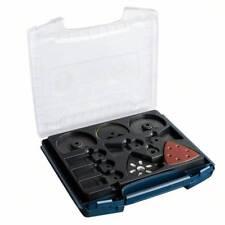 BOSCH Multifunktionswerkzeug Zubehör i-BOXX Pro-Set Innenausbau, 34-teilig