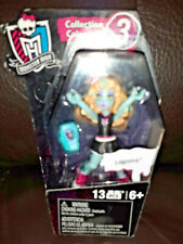 "New MONSTER HIGH Mega Bloks 3"" Lagoona Mini Figure P&Pinc"