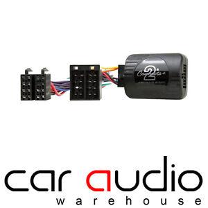 Peugeot 206 307 406 607 807 Partner Steering Wheel Stalk Adaptor FREE PATCH LEAD