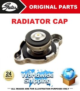GATES RADIATOR CAP for ISUZU KB 3.5 2004-2008