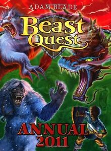 Annual 2011 (Beast Quest),Adam Blade