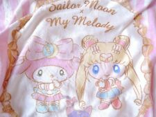 Sailor Moon My Melody 7-11 Limited Goods #02 Blanket