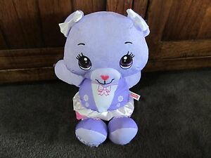 DOODLE BEAR...by Fisher Price...nice PURPLE doodle bear- color in, wash & color