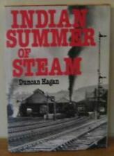 Indian Summer of Steam-Duncan Hagan