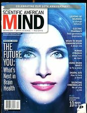 Scientific American Mind Magazine The Future You GD No ML 020117jhe