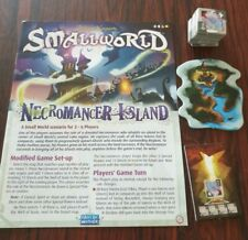 2010 Days of Wonder Small World Board Game: Necromancer Island Expansion Only